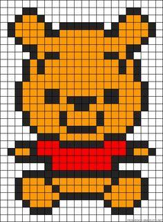 Image result for pixel art tigger