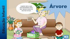 Educação Infantil - Nível 4 (crianças entre 7 a 9 anos): Vitória-régia