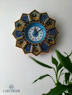 Lart Decor Turkish hand made wall clock
