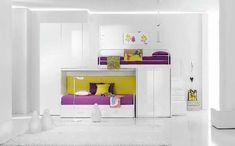 <p>Móvel é ideal para quartos infantis que não têm uma grande metragem e pode ser bastante funcional</p>
