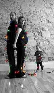 Kids tie up mom and dad!
