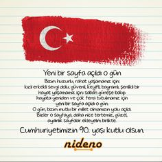29 Ekim #Cumhuriyet Bayramımız kutlu olsun.