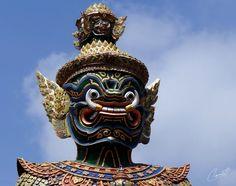 Atrapados por la imagen: Phra Borom Maha Ratcha Wang