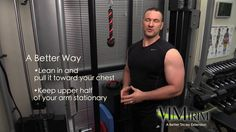 This is an instructional Video for the triceps extension exercise. This video will show you a better way to do triceps extension exercise.  Vimtrim is offering a FREE personal training session. For more information please click this link. https://vimtrim.com/free-session/ #workout #vimtrim #tricepsextension #fitness #personaltrainer