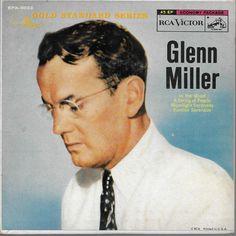 """7"""" Single on 45cat: Glenn Miller - Glenn Miller - RCA Gold Standard - USA Glenn Miller, Vinyl Cover, Jazz Music, Mood, Usa, Jazz, U.s. States"""
