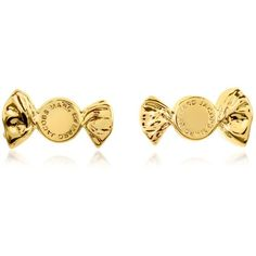 Marc by Marc Jacobs Earrings Lost And Found Candy Stud Earrings (190 BRL) ❤ liked on Polyvore