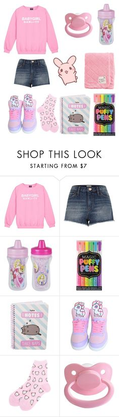 """You are beautiful happy new year"" by rainythedarklord ❤ liked on Polyvore featuring River Island, The First Years, Pusheen and Carter's"