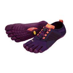 innovative design d7f45 51366 Trek Ascent Womens Nightshade Vibram Fivefingers, Off Road Adventure, Going  Barefoot, Minimalist Shoes