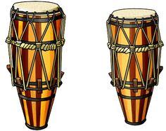 Instrumento usado no maculelê