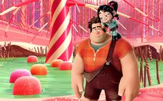 Wreck-It Ralph 2 is coming in 2018