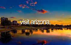 visit arizona #bucketlist