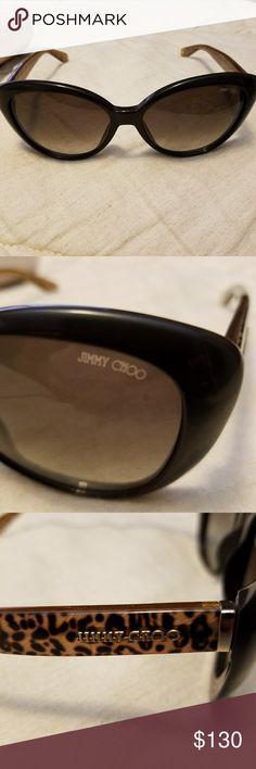 2041b854c6d Jimmy Choo Sunglasses Jimmy Choo TITA S sunglasses. Made in Italy. These  were
