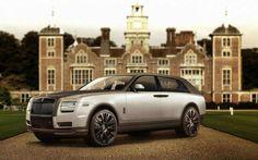 2019 Rolls Royce Cullinan SUV Spy Shots http://www.2017carscomingout.com/2019-rolls-royce-cullinan-suv-spy-shots/