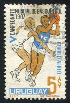 URUGUAY - CIRCA 1967