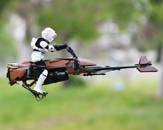 DIY Speeder Bike