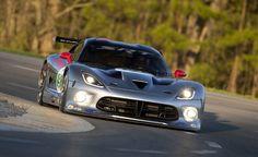 SRT Viper GTS-R to Make Racing Debut at Petit Le Mans