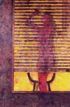 La ventana indiscreta 1974 por Rufino Tamayo