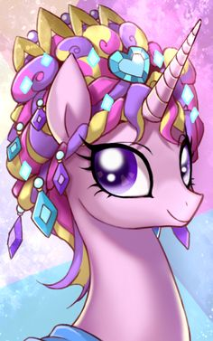 My little pony princess cadence My Little Pony Movie, My Little Pony Princess, My Little Pony Twilight, My Little Pony Characters, My Little Pony Drawing, My Little Pony Pictures, Mlp My Little Pony, My Little Pony Friendship, Twilight Sparkle