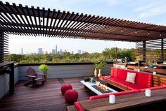Terrazas de estilo Tropical por NOUVELLE. | Proje Danışmanlık