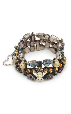 Shop the Schiaparelli Vintage Jewelry Vintage Collection at Moda Operandi
