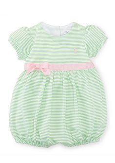 Ralph Lauren Childrenswear Bubble Shortall