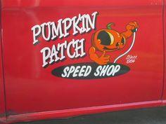 Pumpk'in Patch Speed Shop