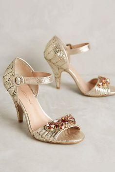 Raphaella Booz Caro Heels - My wedding shoes so in love