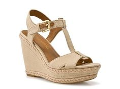 I WILL HAVE THESE SOON!!! Franco Sarto Allison Wedge Sandal Wedges Sandal Shop Women's Shoes - DSW