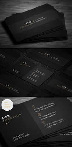 Minimal Individual Business Card business card card of field ready object objects card Create Business Cards, Professional Business Card Design, Minimal Business Card, Black Business Card, Elegant Business Cards, Unique Business Cards, Lawyer Business Card, Qr Code Business Card, High Quality Business Cards