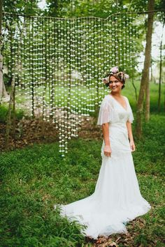 Love this whimsical backdrop.
