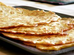 Do you miss tortillas? Then check out these simple low carb tortillas that are so easy to make. You just mix the ingredients together and cook!