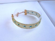 Lace Bracelet, Beaded Bracelets, Bobbin Lace, Boho Fashion, Gypsy, Chic, Jewelry, Food, Style