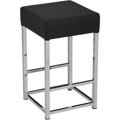 Sunpan Tank 26-inch Metal Black Counter Stool | Overstock.com