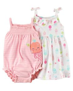 Name It Baby Girls Vest Pack of 2