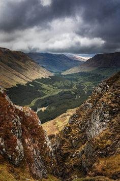 Glen Doll, Cairngorms National Park, Scotland by Neillwphoto