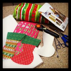 EASY 3 Step DIY Creating Iron ON Christmas Appliques for Your Child's Pajamas or Christmas T-Shirts