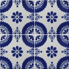 Mexican Decorative Tiles Especial Decorative Tile  Molinillo