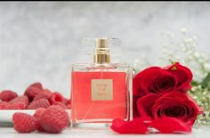 Fragrance is the invisible accessory. With Little Red Dress you will stand out in a crowd with sensual red raspberry, sophisticated Bulgarian rose and rich red sandalwood. Get this new scent that's just in time for Valentine's Day! youravon.com/kletourneau
