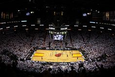 "Score tickets to a Miami Heat ""white-out"""