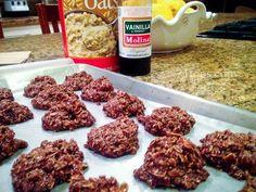 "71 Toes: chocolate oatmeal ""no-bake"" cookies (we call them chocolate chews)"