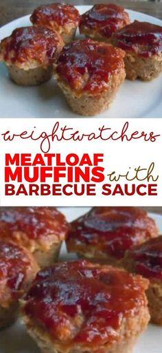 Meatloaf Muffins & Barbecue Sauce!!! - 22 Recipe
