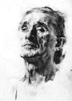 drawing by Nicolai Fechin