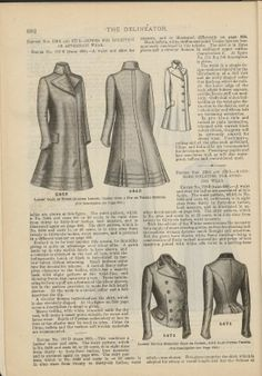 Sequence 28 (Page 682): The delineator. Paris ; New York : Butterick Pub. Co. Harvard University Library PDS