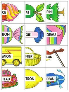 mots valise cartes objets2 Infant Activities, Activities For Kids, European Day Of Languages, Education Major, Teaching French, Learn French, Best Teacher, Primary School, Vocabulary