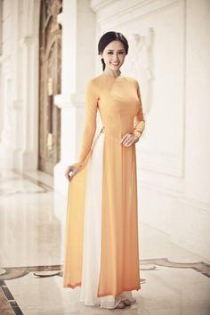 Mai Phương Thúy nền nã áo dài | Tin Sao | Trang tin tức - Go.vn