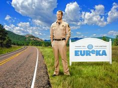 At the beginning, Colin Ferguson thought his chances for doing 'Eureka' were slim.