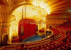 everyone should get to see a show at the warfield in san francisco! Dave and I saw Les Claypool there in '07.