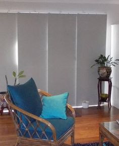 Flat Panel Window Coverings Panel Blinds Panel Blinds Flat Vertical Panels Of Fabric Attached At
