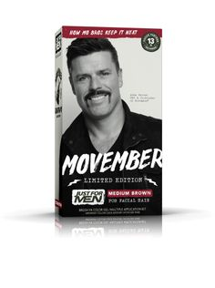 Just for Men & Movember