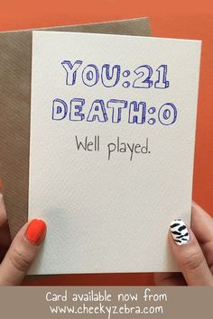 This funny 21st birthday card is perfect for the boys in your life turning 21! This hilarious card is available now from our website www.cheekyzebra.com or our Etsy store CheekyZebraCardShop #21stgift #21stbirthdaycard #funny21stbirthdaycards #21stgifts